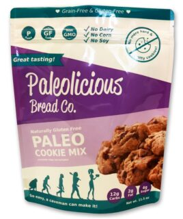 Paleolicious Cookie Mix